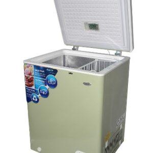 Radof chest freezer RD 150 (Lemon)