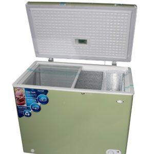 Radof chest freezer RD 400 ( Lemon or silver)