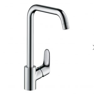 Focus M41 Single lever kitchen mixer pull-out spray 31820000