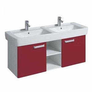 Galerie Cabinet + basin (1200mm)