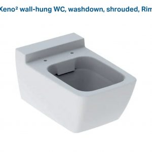 Geberit XENO WALL HUNG (SEAT AND COVER)