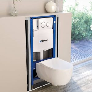 Sigma Conceal Cistern