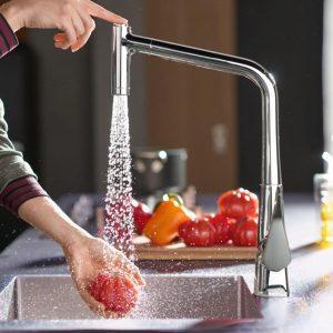 Hansgrohe Kitchen Mixer