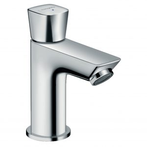 Logis Pillar tap for cold water 71120000
