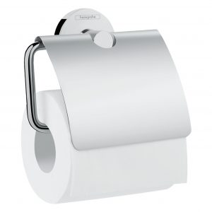Logis Roll holder with cover 41723000