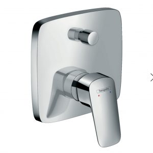 Logis Single lever shower mixer for concealed 71405000