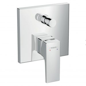 Metropol Single lever bath mixer for concealed 32545000
