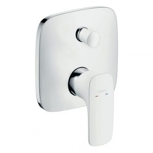 PuraVida Single lever bath mixer for concealed 15445400