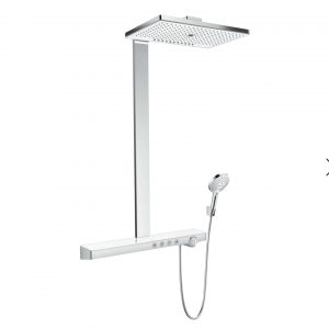 Rainmaker Select Showerpipe 460 3jet EcoSmart with thermostat 27029400