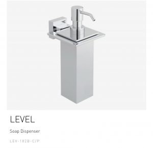 LEVEL-Soap-Dispenser-LEV-182B-CP